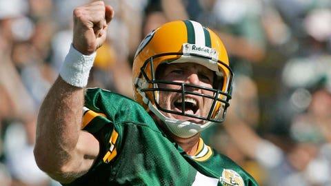 2007 -- Brett Favre