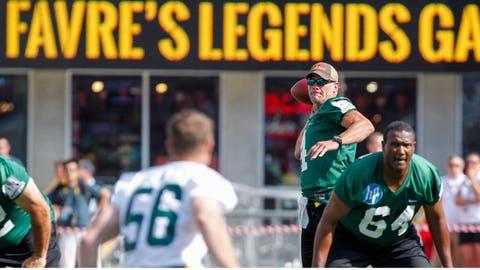 PHOTOS: Brett Favre's Legends Game