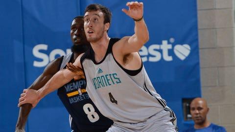 Frank Kaminsky, forward/center, Charlotte Hornets