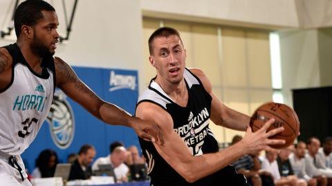 Josh Gasser, guard, Brooklyn Nets