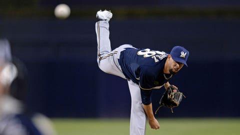 Get top prospects big-league reps