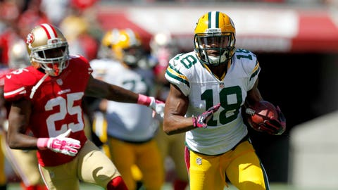 Packers at 49ers: 10/4/15