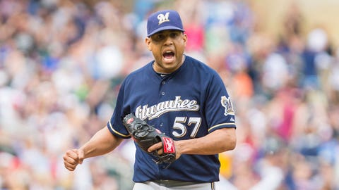 Pitcher of the year: Francisco Rodriguez