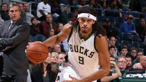 Milwaukee Bucks - Chris Copeland, Age: 31