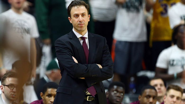 Gophers coach Pitino's father proud of his perseverance