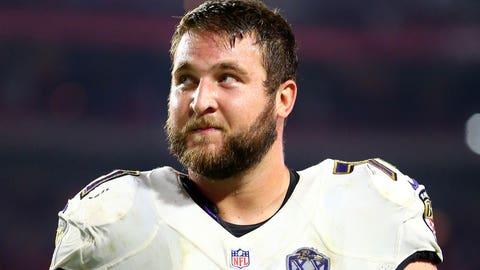 Rick Wagner, OT, Baltimore Ravens