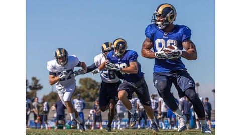 Michael Caputo, Los Angeles Rams