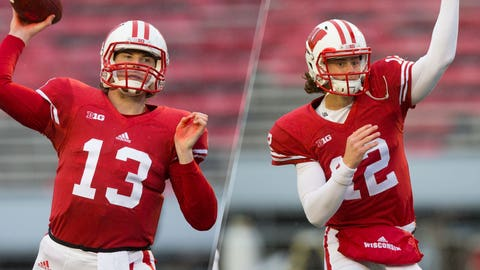 One quarterback or two?