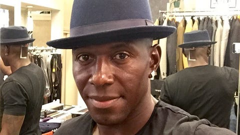 Donald Driver, ex-Packers wide receiver