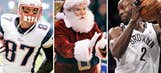 The 'nice' list: Why these athletes are Santa's favorites this year
