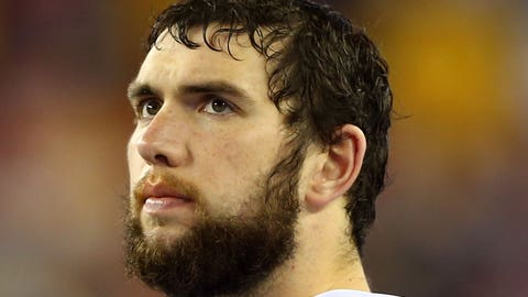 Andrew Luck, QB, Stanford (class of 2008)