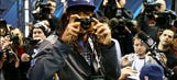 Richard Sherman tweets amazing photo of what Media Day looked like to him