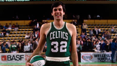 Celtics deal for McHale and Parish