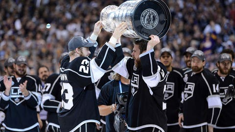 Kings win Stanley Cup ... again!