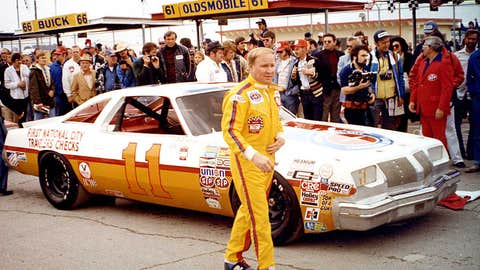Cale Yarborough is King of the Road