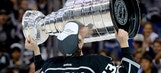 Biggest sundae ever! Kings player eats ice cream out of Stanley Cup