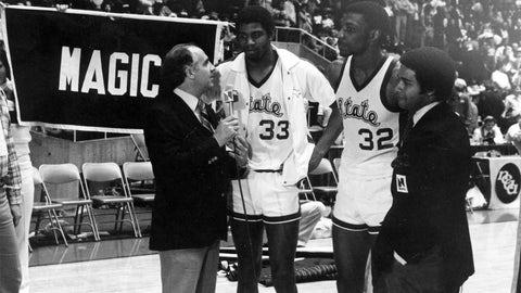 1979 NCAA basketball national semifinal
