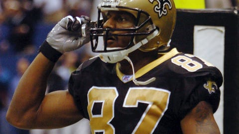 New Orleans Saints -- WR Joe Horn