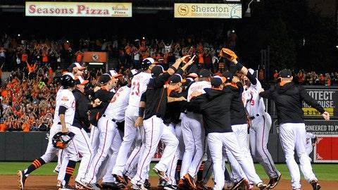 2. Baltimore Orioles
