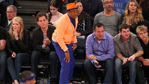 Spike Lee Knows Fashion