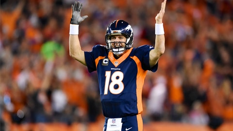 Peyton Manning has been really successful