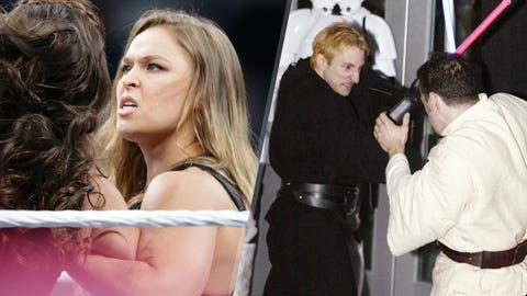 'Revenge of the Sith': Ronda Rousey/Stephanie McMahon