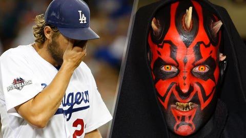 'The Phantom Menace': The Los Angeles Dodgers