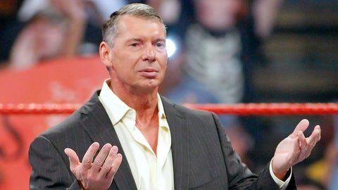Vince McMahon - Chairman and CEO, WWE