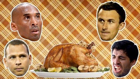 Biggest sports turkeys