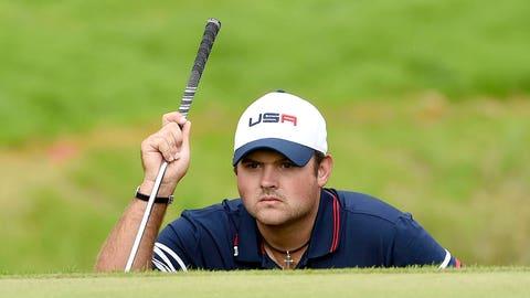 Golf: Patrick Reed – age 24