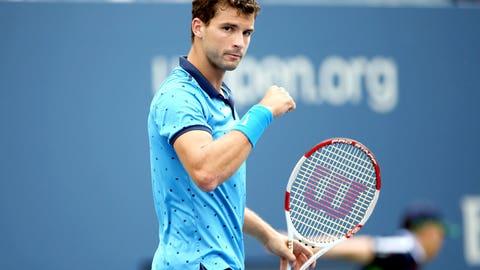 Tennis: Grigor Dimitrov – age 23
