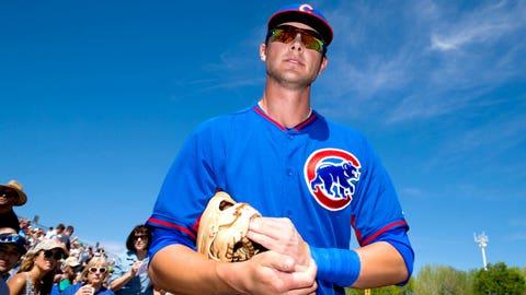 MLB: Kris Bryant, 3B, Chicago Cubs – age 22