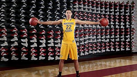 College basketball: Ben Simmons, Montverde Academy – age 18