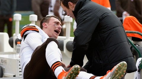 Cleveland: Maturity for Johnny Manziel