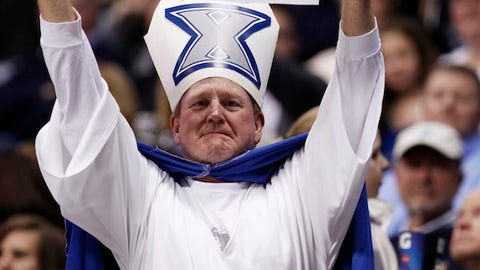 The Xavier-Creighton rivalry got serious