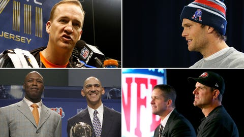 The biggest storyline from the 10 previous Super Bowls
