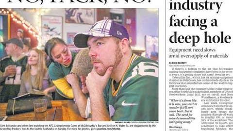 Milwaukee Journal Sentinel (Wis.)
