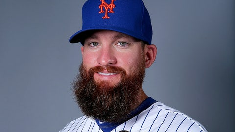 Mets pitcher Bobby Parnell
