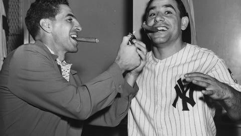 Yogi Berra's most profound 'Yogiisms'
