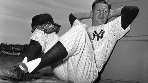 Whitey Ford: New York Yankees (1950, 1953–1967)