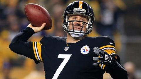 Pittsburgh Steelers: Dec. 25 vs. Ravens