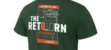 Legal play or not, Miami now selling 'The RetUrn' T-shirts