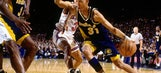 Watch this hilarious reenactment of Reggie Miller's classic game vs. Knicks