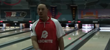 Red Sox outfielder Betts knocked down 224 in pro bowling debut