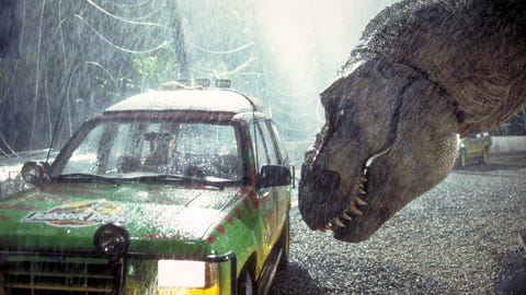It's still a Jurassic world