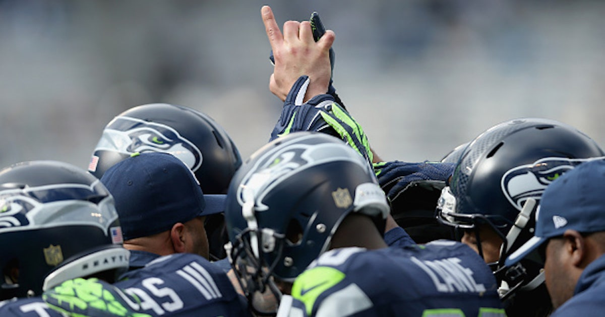 Seahawks Get Trash Talking Started Early For Their