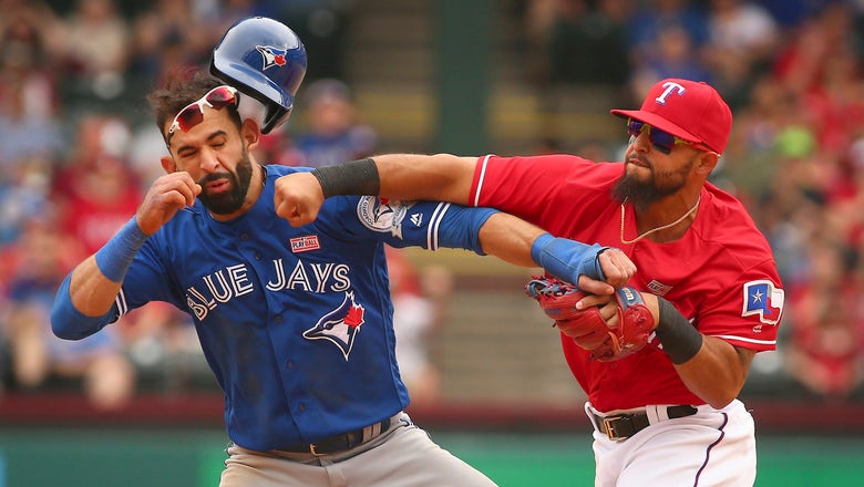 5 most combustible moments in Blue Jays-Rangers rivalry, which resumes this weekend