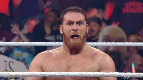 Kickoff show: Sami Zayn and Neville vs. The Dudley Boyz