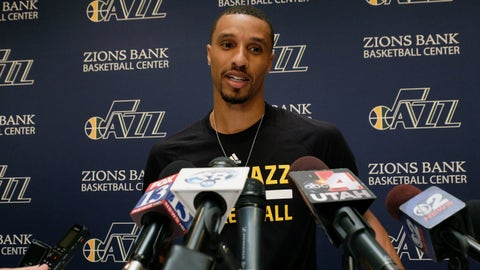 George Hill (unrestricted)