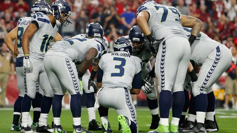 Seattle Seahawks: 13-3